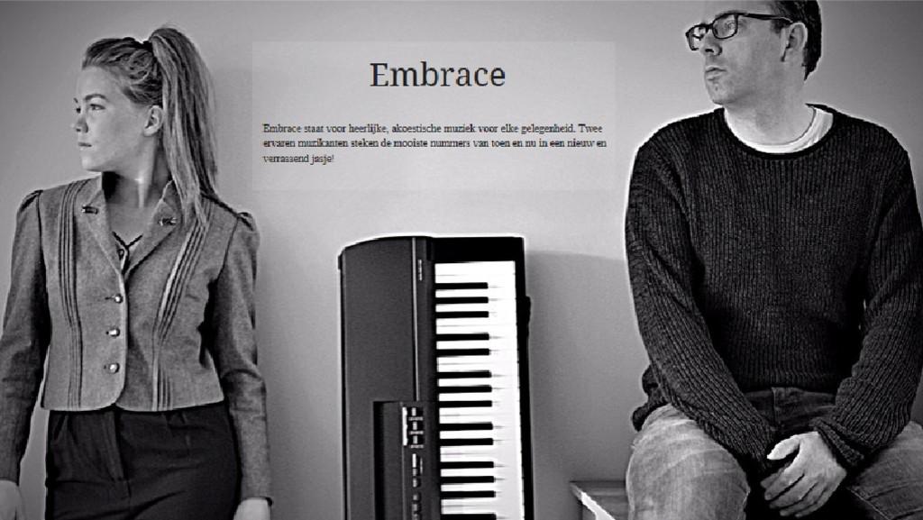 Muziek bij uitvaarten -Embrace2