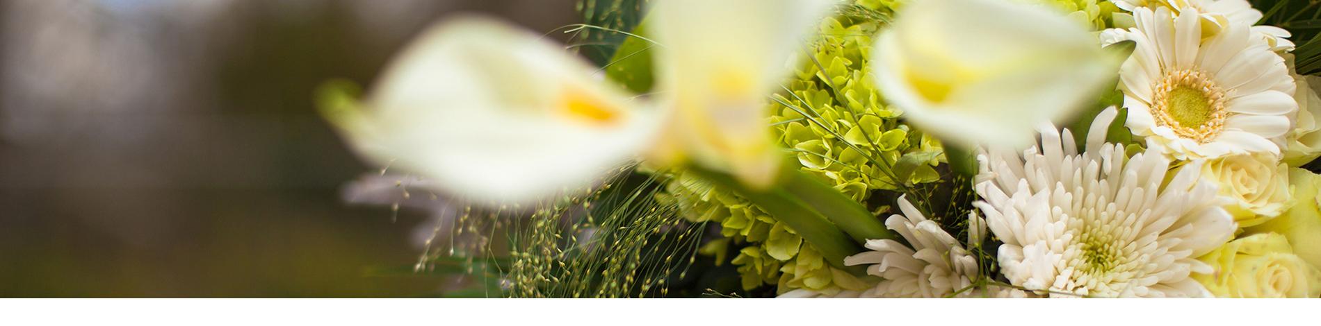 Bij Uitvaartverzorging Donker verzorgen wij graag voor u een prachtig passend bloemenarrangement voor op de kist van uw overleden dierbare. En zorgen ook dat de bloemen mooi blijven.